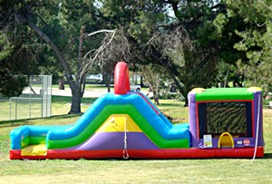 James Events Productions Inflatable 3-in-1