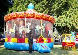 James Events Productions Inflatable Bounces