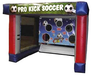 James Events Productions Inflatable Sports Booths