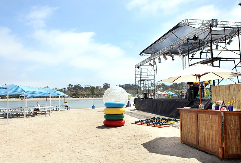 James Events Productions Newport Dunes, Newport Beach
