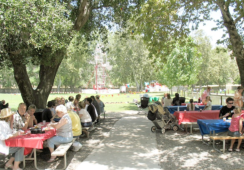 James Events Productions Picnics Photo Gallery