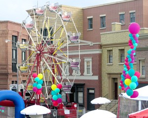 James Events Productions Ferris Wheel