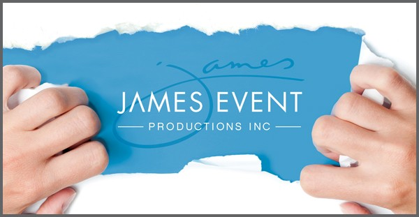 James Events Productions A new look, a new website, expanded capabilities and a gift for you.