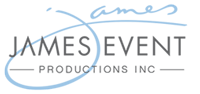James Events Productions Logo