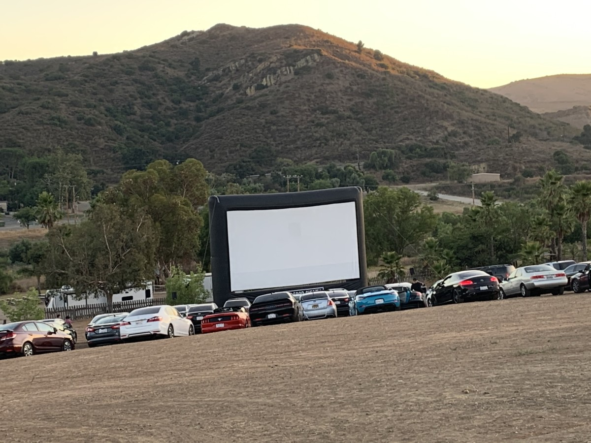 James Events Productions Drive-In Movie